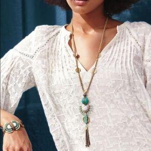 Totem Tassel Pendant Necklace - Stella & Dot